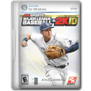 Major League Baseball 2K10 icon