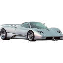 racing car, automobile, pagani, sports car, transport, car, transportation, vehicle icon