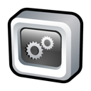 engine, yahoo, widget icon