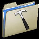 Lightbrown Developer icon