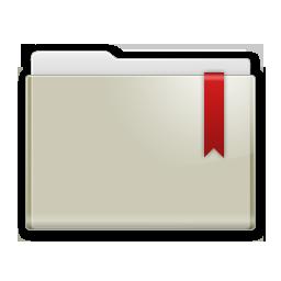 bookmark, folder, favorite icon