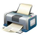 print, hardware, printer, fatcow, base, printing, paper icon