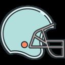 Sports Football Helmet icon
