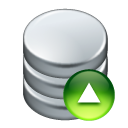 Data, Up icon