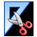Design, Measure, Ruler, Scissors, Triangle icon