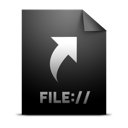 location, file icon