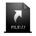 location, file icon