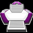 printer, print, fax, and icon