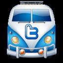 twitter bus icon