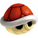 shell, red icon