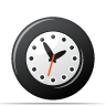 time, clock icon