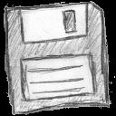 save, floopy, floppy, disk, disc icon