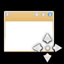 Move, Preferences, System, Windows icon