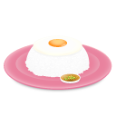 Egg+Rice, Png icon