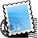Blue Spiral icon
