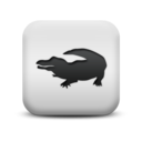 animal,crocodile icon