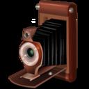 Old camera icon