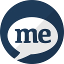 me, message, appme, app, chat icon