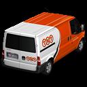 TNT Van Back icon