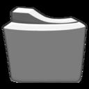 grey,folder icon