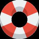 life, buoy icon