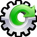 system,upgrade icon