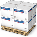 shipment, shipping, goods, palet, products, warehouse icon