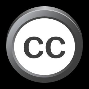 creative, badge, commons icon