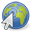 web, gnome, browser icon