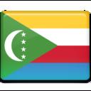 comoros,flag,country icon