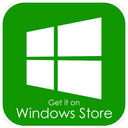 store, windows, available, phone, it, get icon