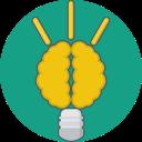 creative idea, energy, idea, creative icon