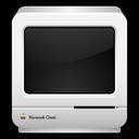 mac, apple, imac, macintosh, classic icon