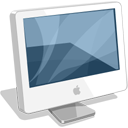 apple, screen, imac, computer, monitor icon