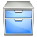 Apps system file manager icon