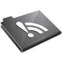 rss, grey, feed, subscribe icon