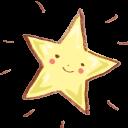 +Fav, Hp, Star icon