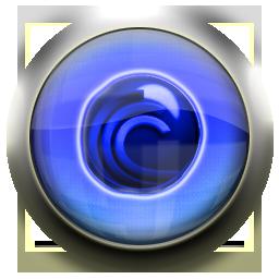 bt, bittorrent, blue icon