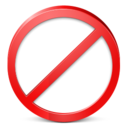 restricted,exit,stop icon