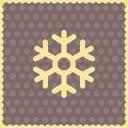snow snowflake 2 icon