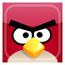 Bird, Red icon