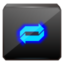 overlay share icon