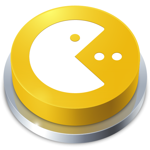 gaming, button, game, perspective icon