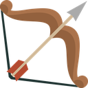 arrows, arrow, hunting, shoot, weapon, bow icon