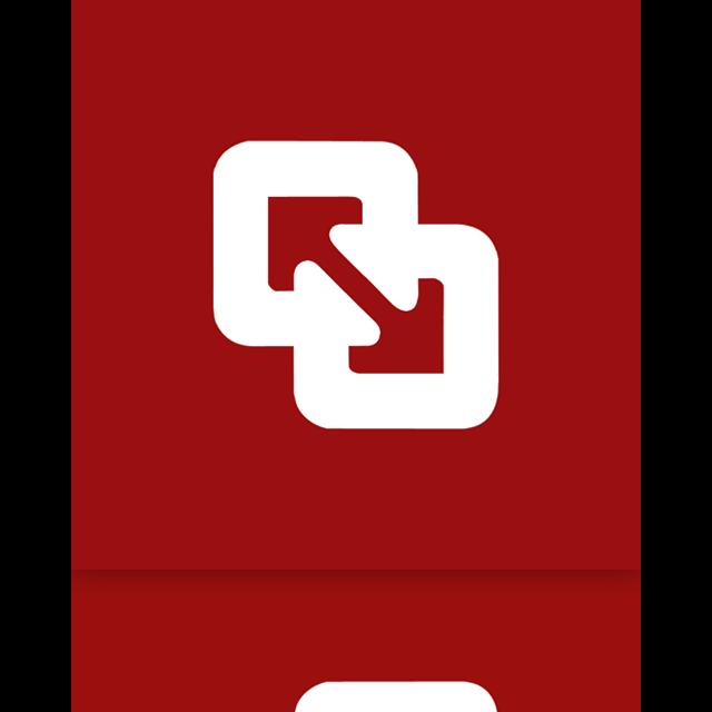 vmware, mirror icon