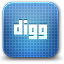 digg, creative, nerds icon