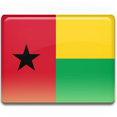 Bissau, Flag, Guinea icon