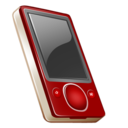 Zune 80gb off rouge icon
