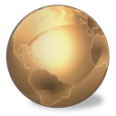 earth, world, planet, globe, connected icon