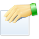hand,share,property icon